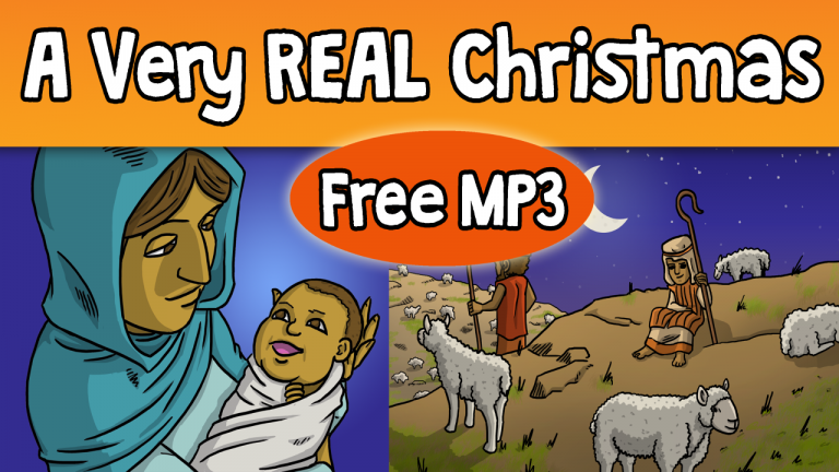 A Very Real Christmas MP3