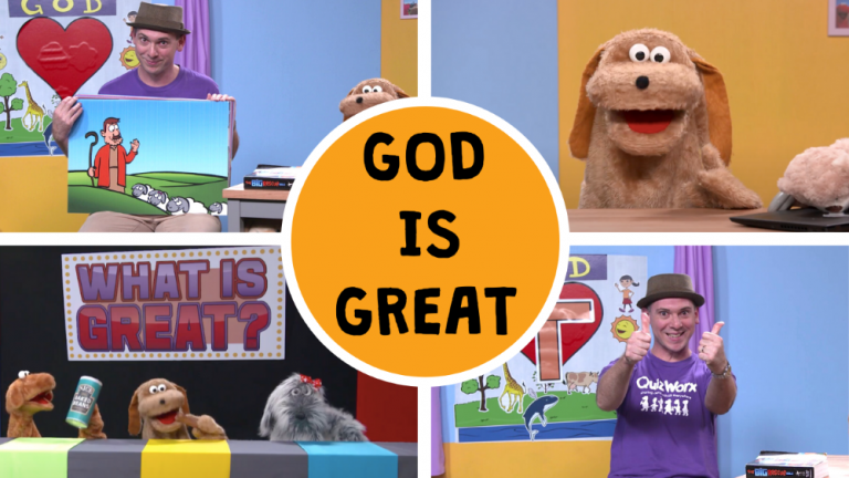 God is Great Show