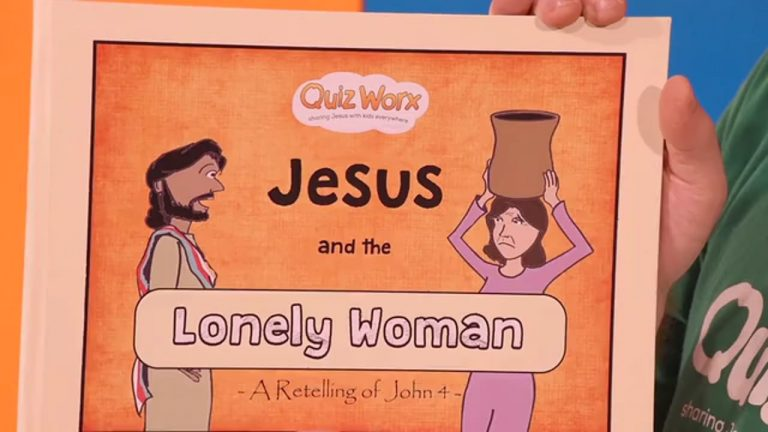 Jesus and the Lonely Woman (John 4)