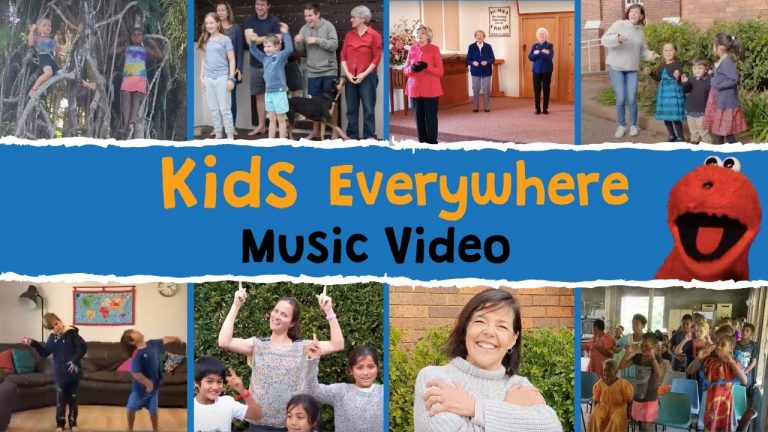 Kids Everywhere Music Video