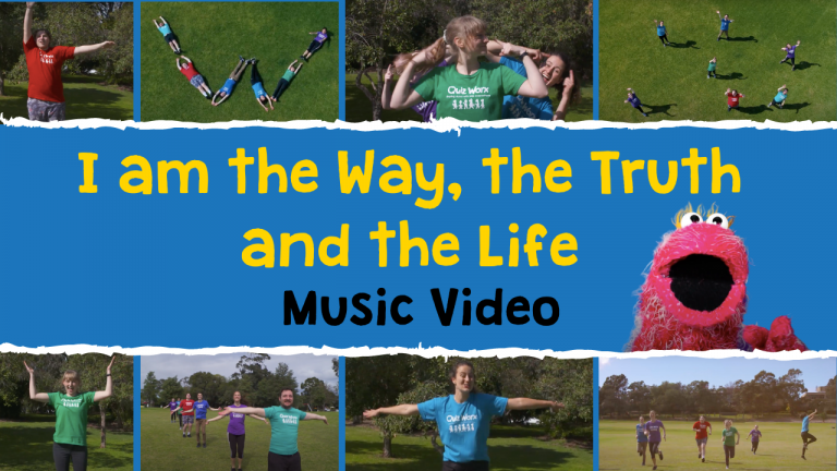 'I am the Way, the Truth and the Life' Music Video - Thumbnail