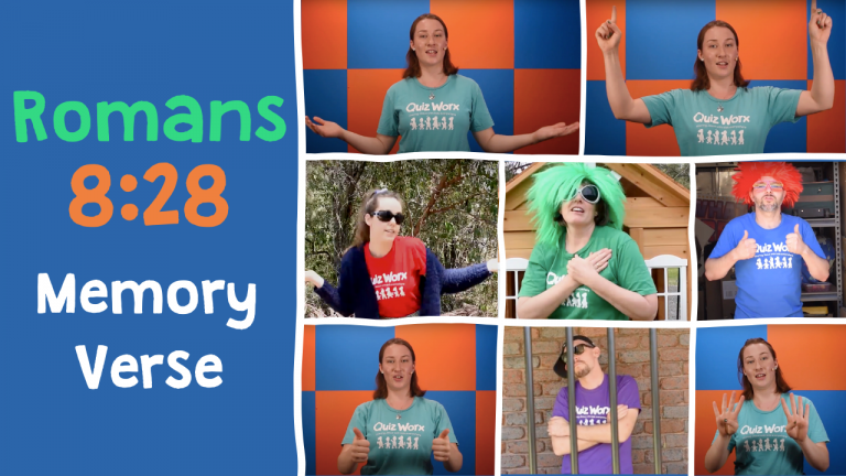 Memory Verse Video - (Romans 8_28 Thumbnail)