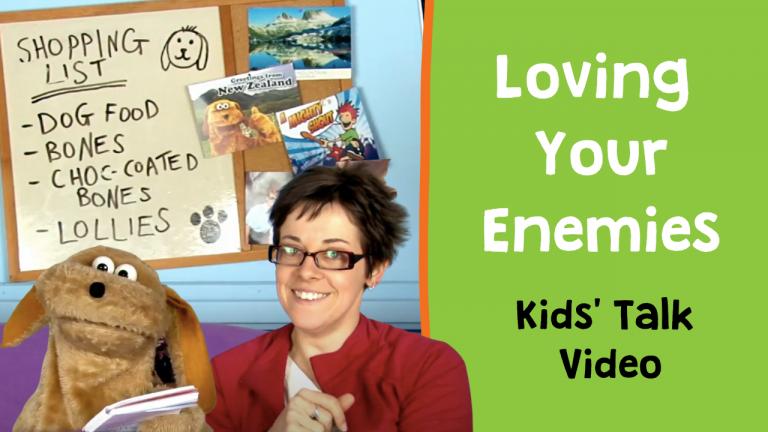 Loving Your Enemies (Matthew 5:43-38) Thumbnail