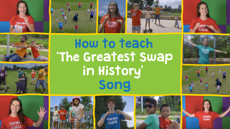 How to teach 'The Greatest Swap in History' Song