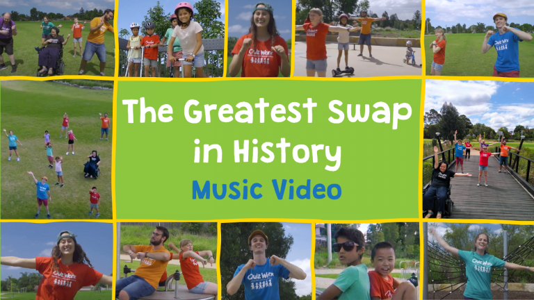 The Greatest Swap in History Music Video