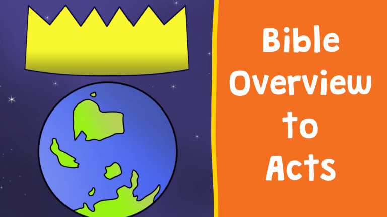 Bible Overview of Acts Thumbnail